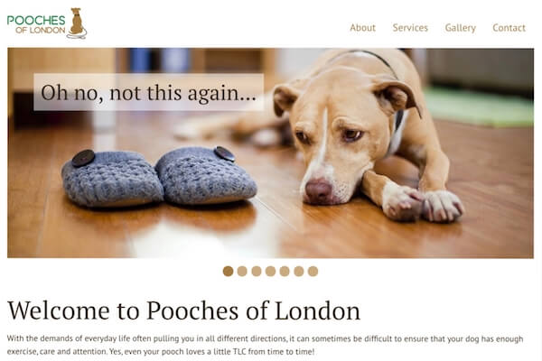 Pooches of London